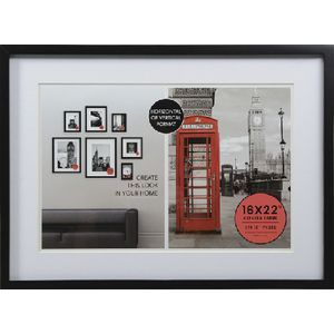 Adventure Frame 16x22 With 12x18 Opening Black Frame Wooden Photo Frames Buy Office Furniture