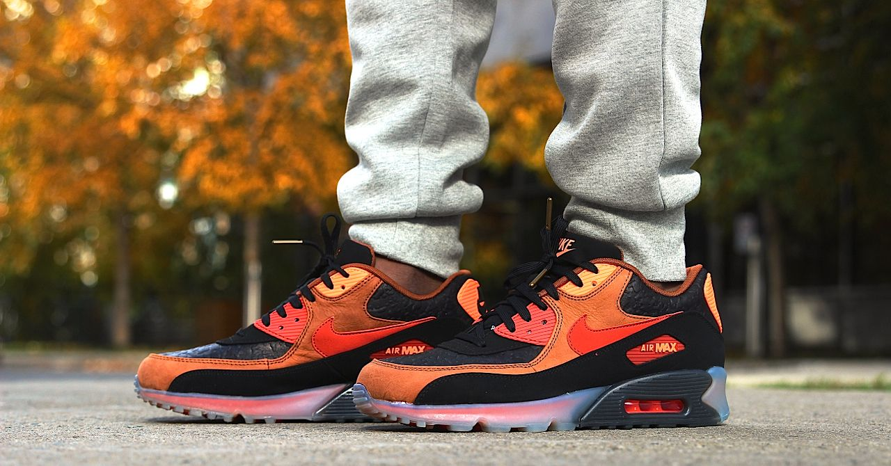 Buty Air Max 90 Hw De Glace Qs Costumes Dhalloween