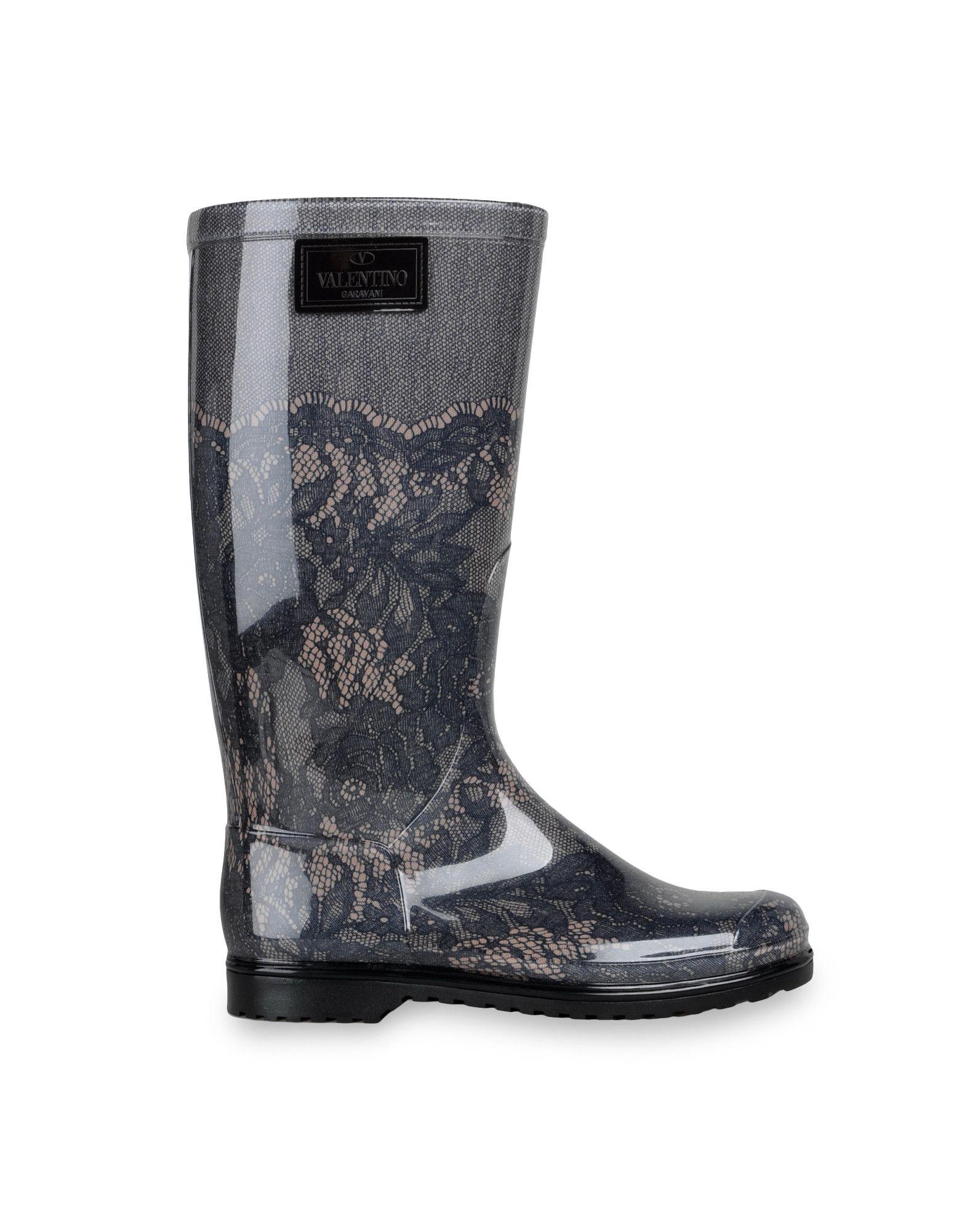 VALENTINO GARAVANI - Rainboots Women - Shoes Women on Valentino Online Store
