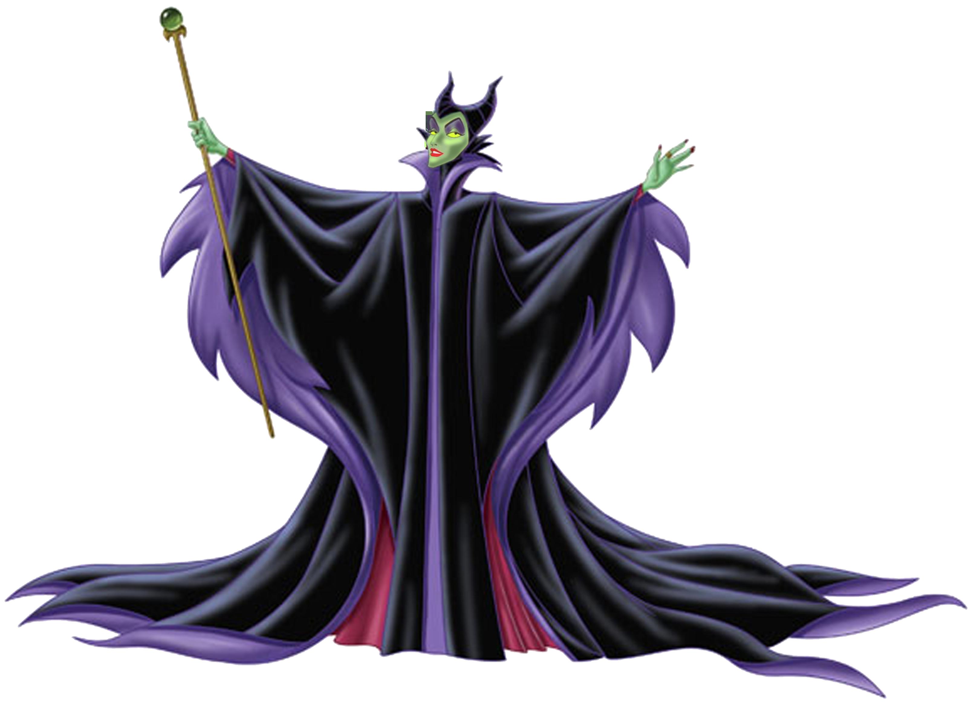 Maleficent Disney Princess Sleeping Beauty Villains Book Week Women Costume