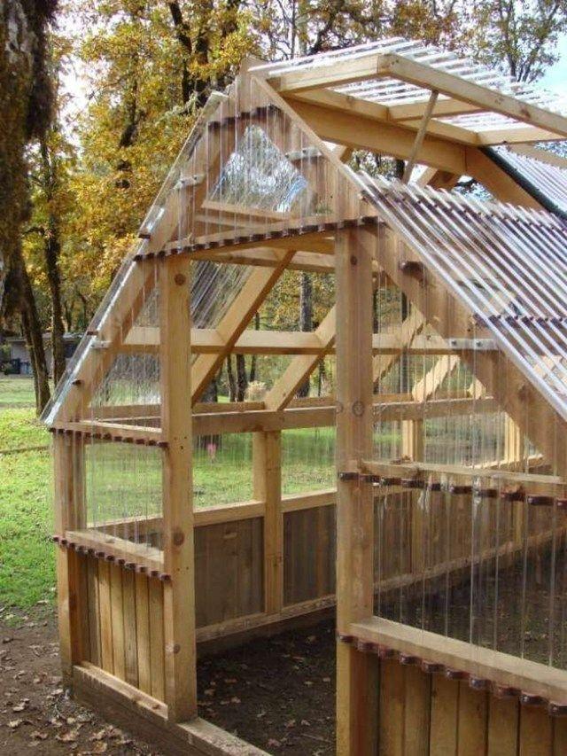 Greenhouses home #greenhouses - gewächshäuser nach hause ...
