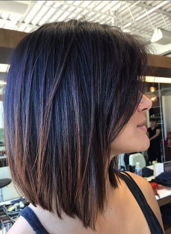 To The Above You Will Find Your Perfect And Unique Hairstyle To Get A Good Hot And Cute Look Don T M Bob Hairstyles For Thick Thick Hair Styles Hair Styles