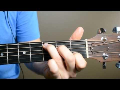 Guitar Chord Transitions G, C, Em, D, Am - Move Forward Guitar ...