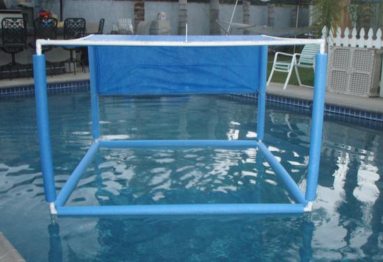 Splash Park Hacks Water Fun Pool Shade Pool Noodle