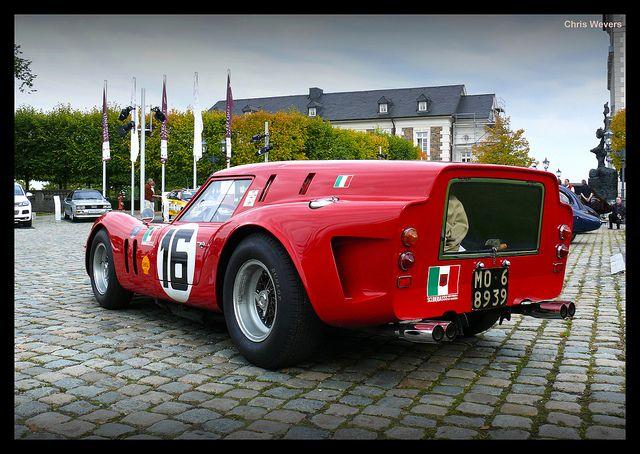 16++ Ferrari 250 gt swb breadvan laptop