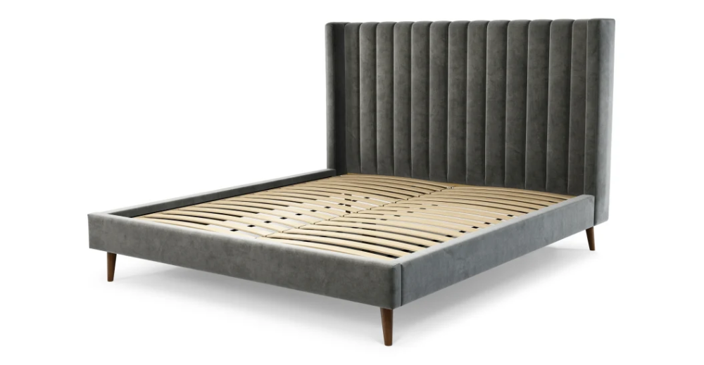 Float A Bed 153 X 200 Cm 160 X 200 Cm Or 180 X 200 Cm Available In Beautiful Different Finishes With Or Without Headboard Idees De Lit Modeles De Tete De Lit Et Chambre Design