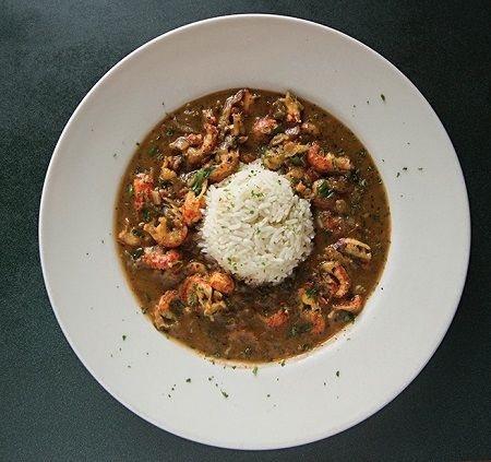 Cajun Queen Strikes Several Notes Crawfish Etouffee Etouffee Cooking