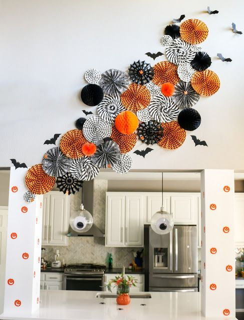 Decorate It Halloween Wall Art A Kailo Chic Life Halloween