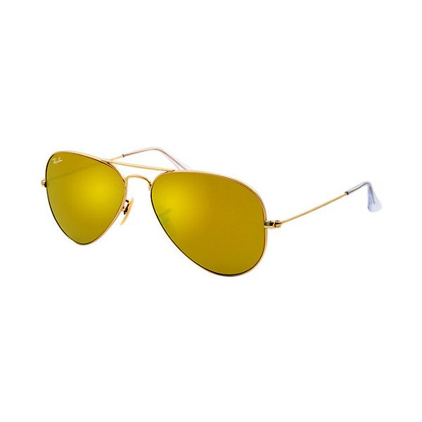 e341e1652e Ray-Ban Aviator Gold Sunglasses