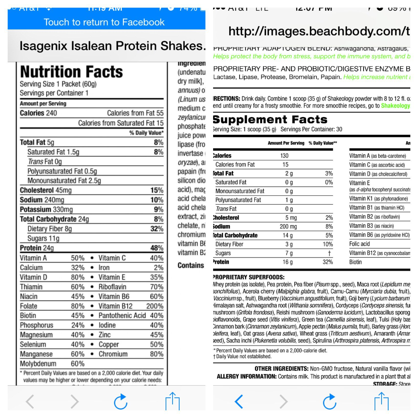 Isagenix vs shakeology also day fix pinterest rh