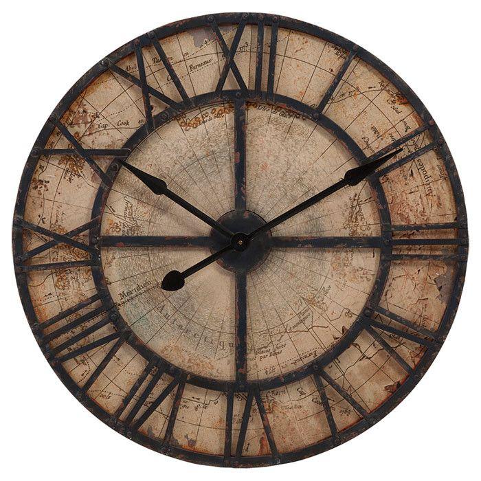 Horloge Industrielle Maison Du Monde Auch Inspirant: Escalier Décoration Industrielle