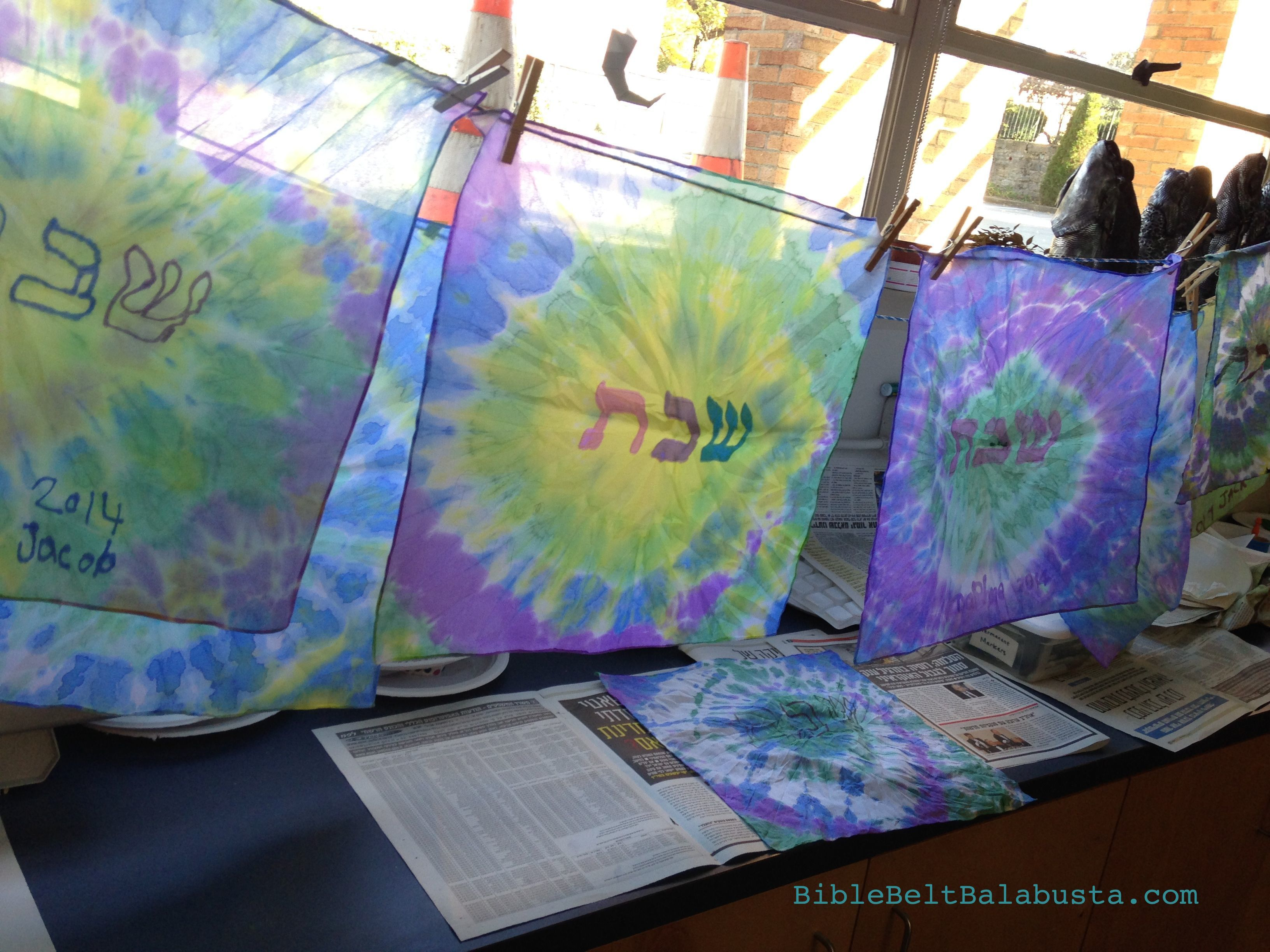 How to make fabric dye - Did You Know You Can Sort Of Make Fabric Dye With Acrylic Paint