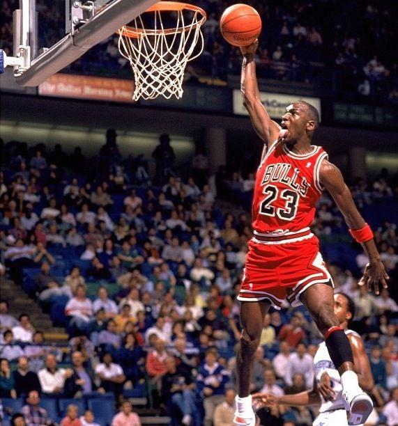 Michael Jordan Chicago Bulls バスケ 写真 バスケットボール マイケルジョーダン