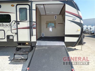New 2016 Keystone Rv Outback 324cg Toy Hauler Travel Trailer At