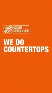 When You Get Your Countertops Installed With The Home Depot Services Re Getting Expertise Of A Local Licensed Authorized Professional