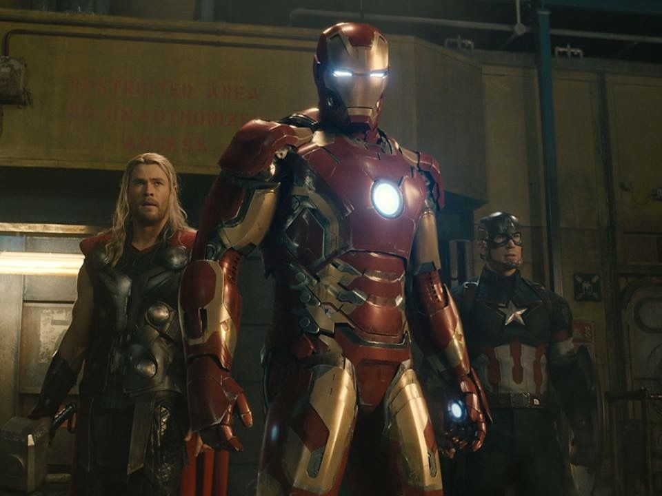 thor america captain avengers Iron man