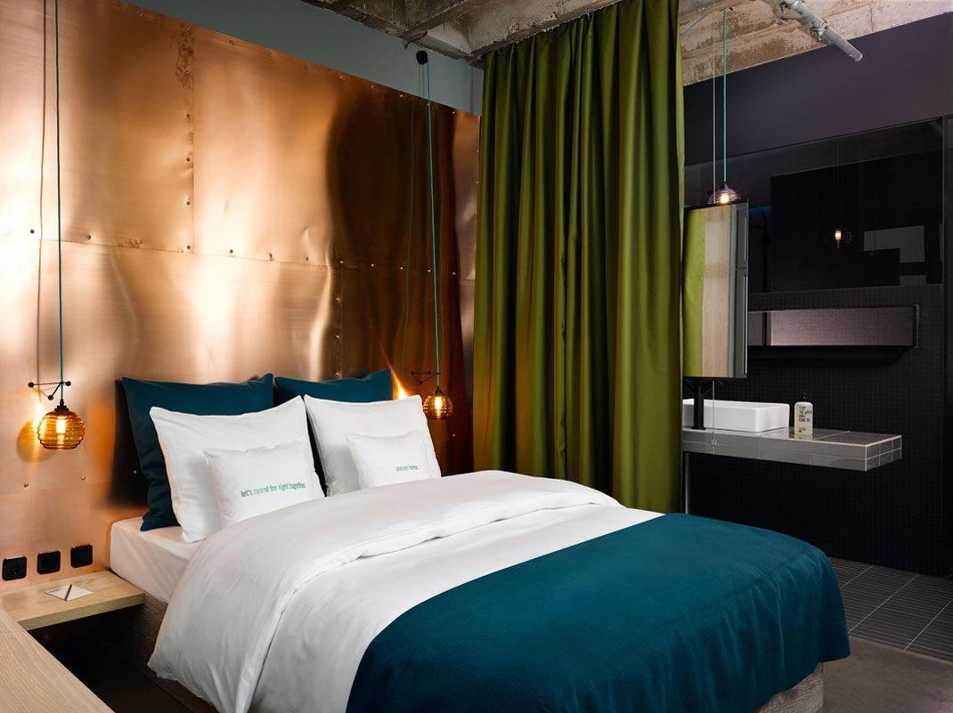 25hours Bikini Berlin Hotel By Studio Aisslinger