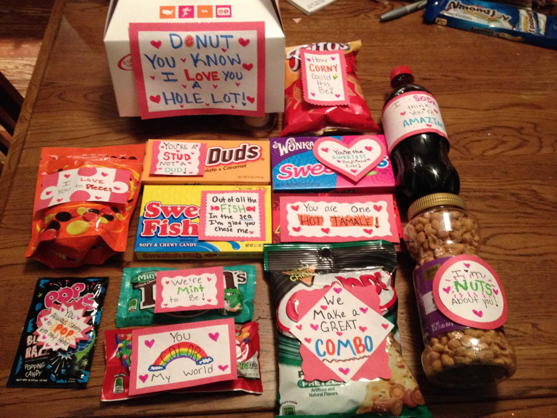 Best 25 Diy Boyfriend Gifts Ideas On Pinterest