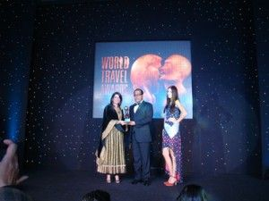"""Maldives awarded with the """"World's Leading Island Destination"""" at the World Travel Awards Grand Final"""