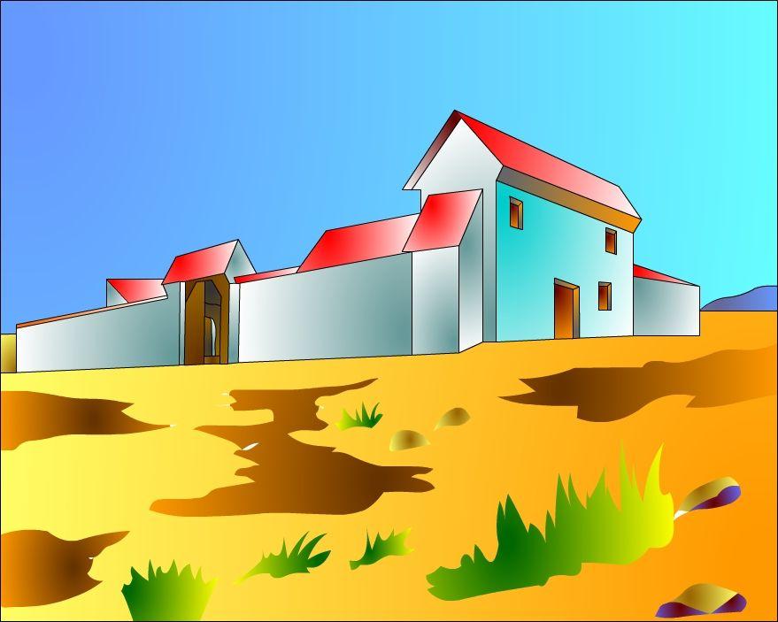 Casa grande de campo