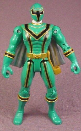 Power Rangers Mystic Light Force Green Ranger Action