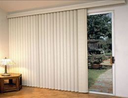Vertical Blinds For Patio Door