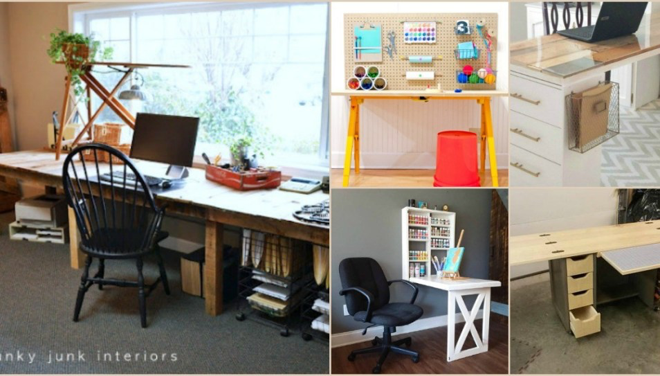 26 Creatively Thoughtful Diy Items To Craft And Donate To Your Local Nursing Home Diy Crafts Desk Craft Desk Craft Table Diy