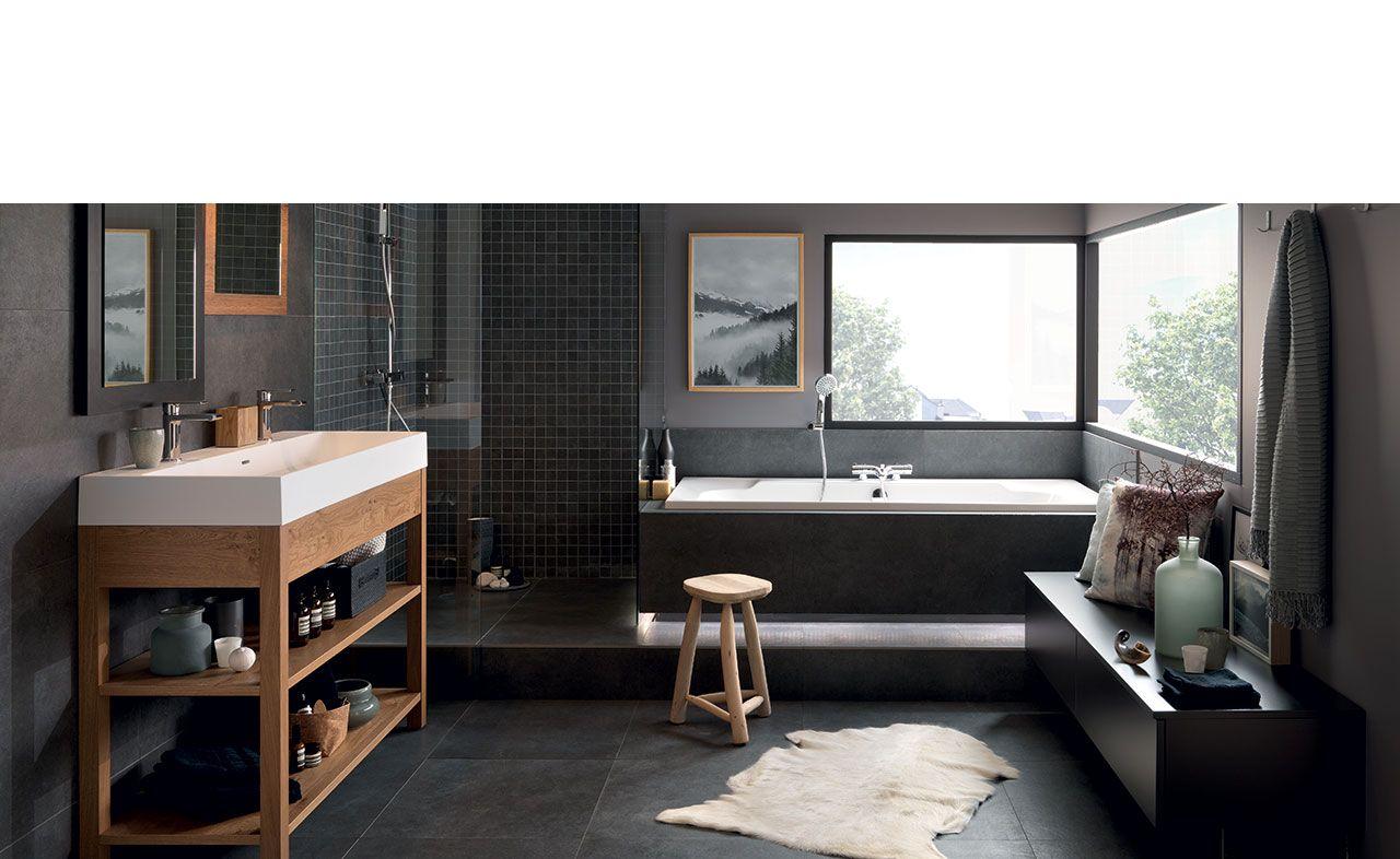 Bathroom Made To Measure Cognac Effect Vintage Line If You Re Looking For A Modern Avec Images Salle De Bains Moderne Amenagement Salle De Bain Salle De Bain Design