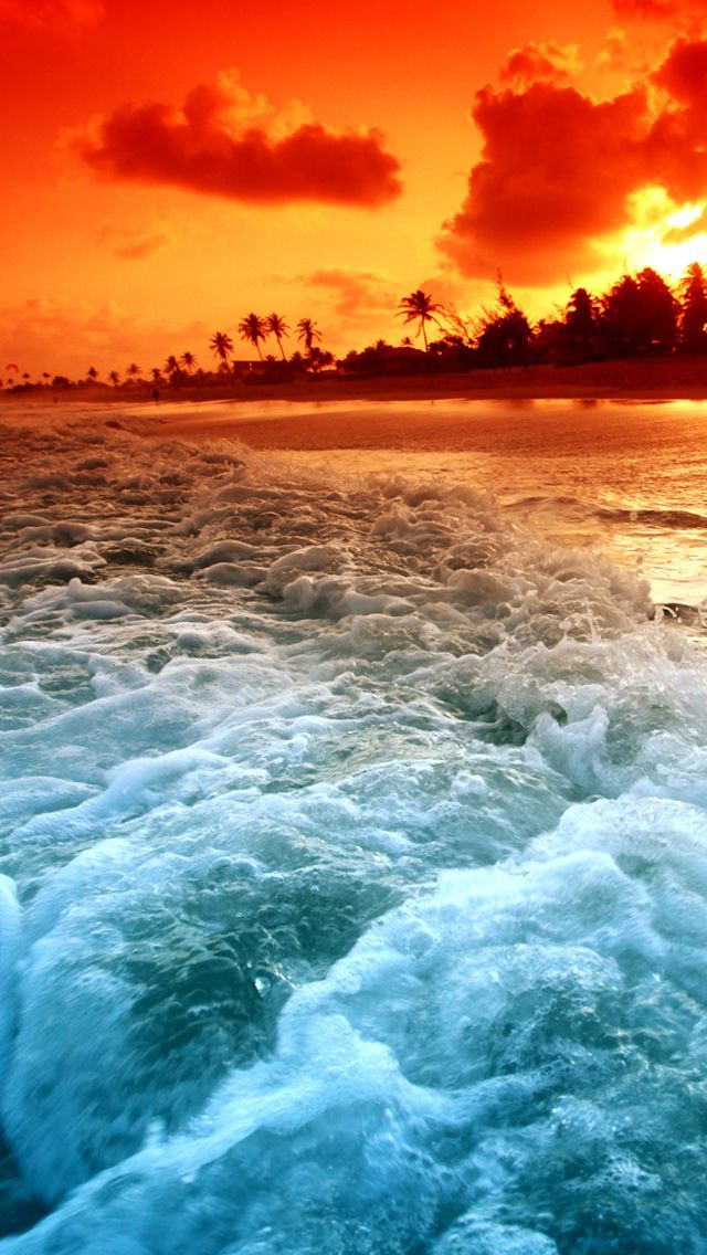Beach Awesome iPhone 5s Wallpaper Download iPhone