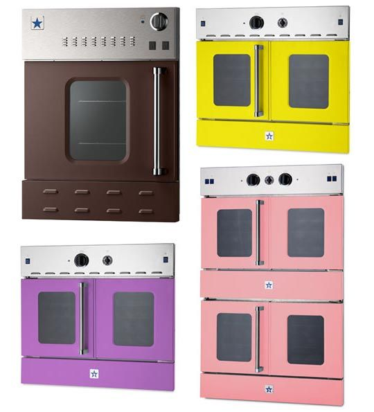 Bluestar Ovens Available In 190 Colors Kitchen French