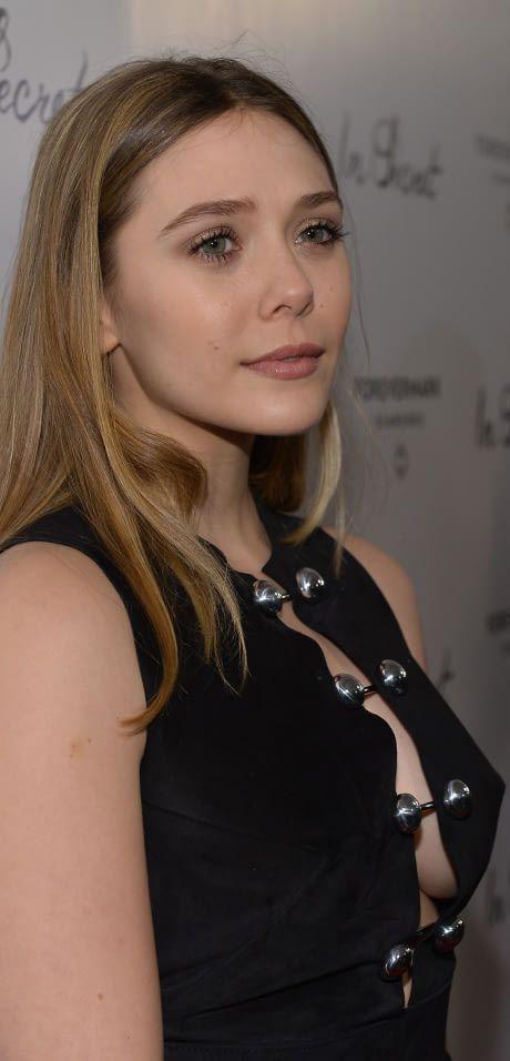 Elizabeth olsen lizzie olsen hermosas celebridades - Scarlet witch boobs ...