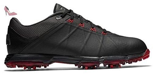 super popular ae6b4 ea628 Nike 853738-001, Chaussures de Golf Homme, Noir, 42.5 EU - Chaussures