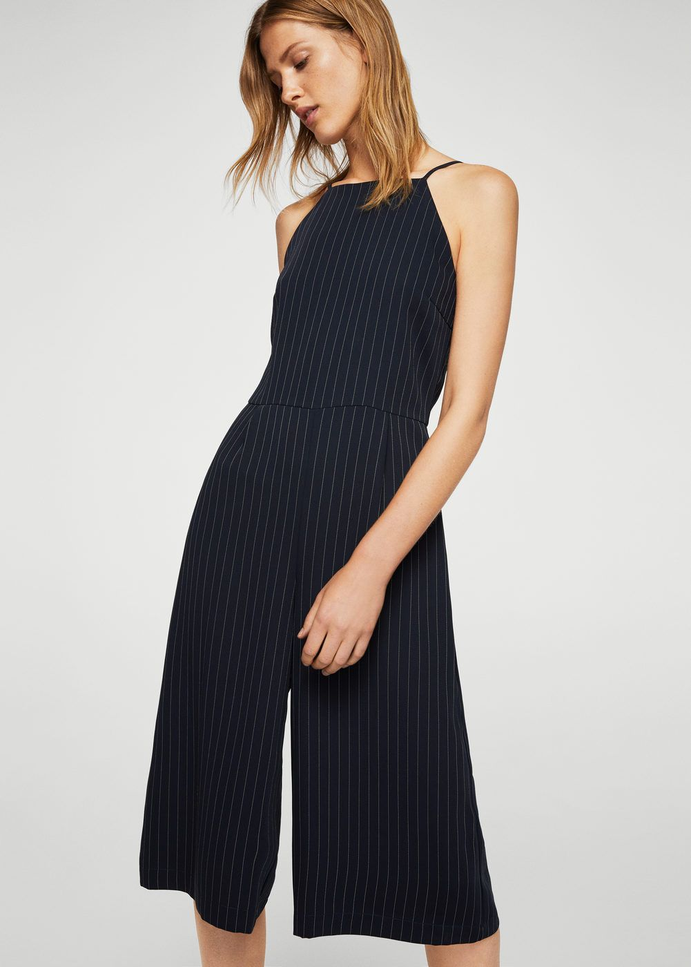 Striped jumpsuit - Women in 2019   Life, Dep..The Balkan Regions ... 75cf60a303fb