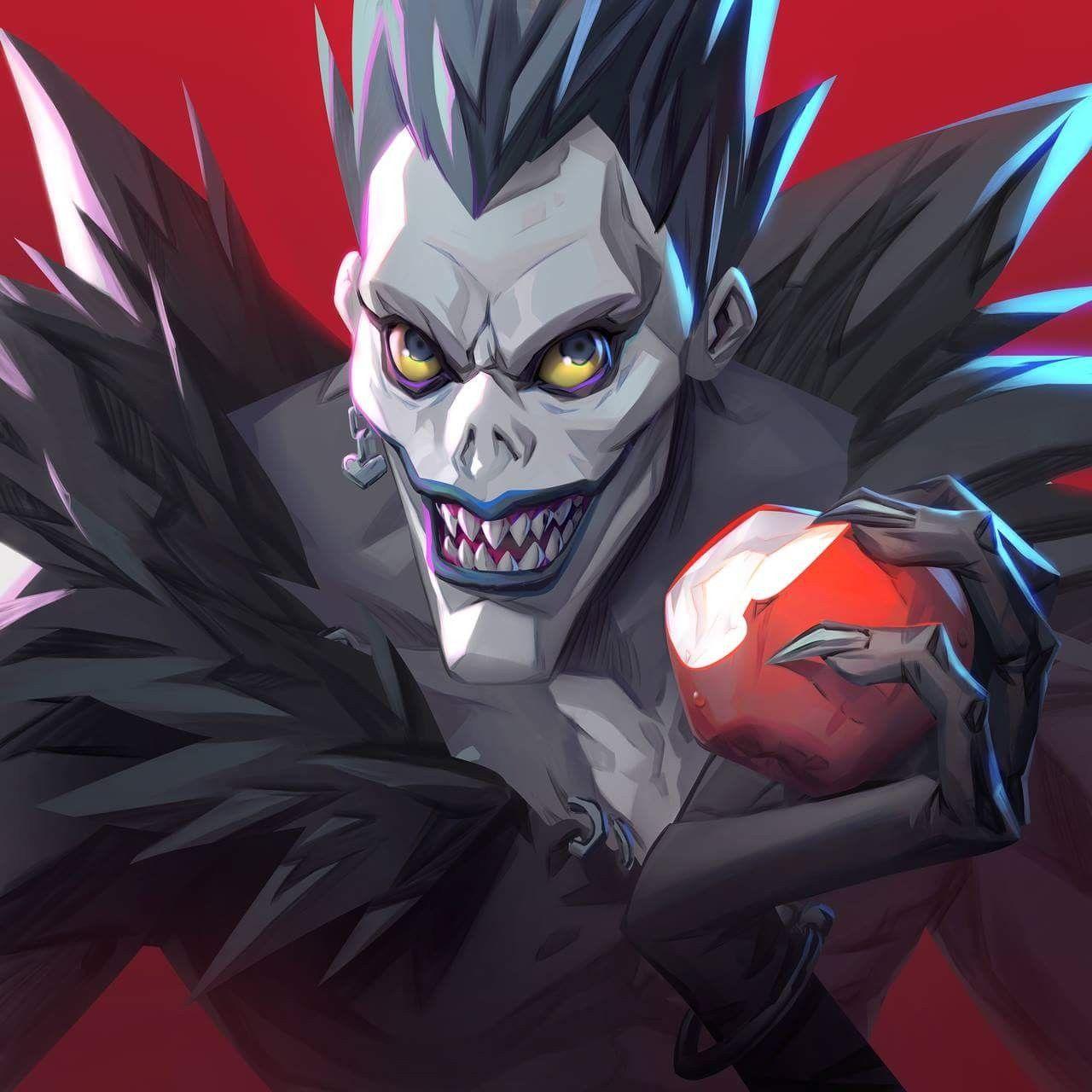 Pin de Bűbbles Åłï em Death Note Anime, Casal anime