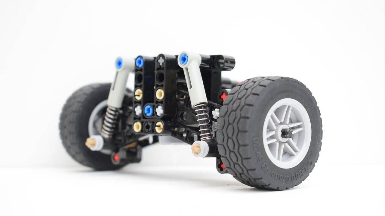 Lego Technic Compact Steering Drive And Suspension Unit With