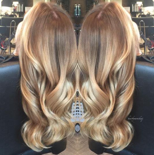 Blondtone 2019 Diese Haarfarben Sind Jetzt Mega Angesagt Haare