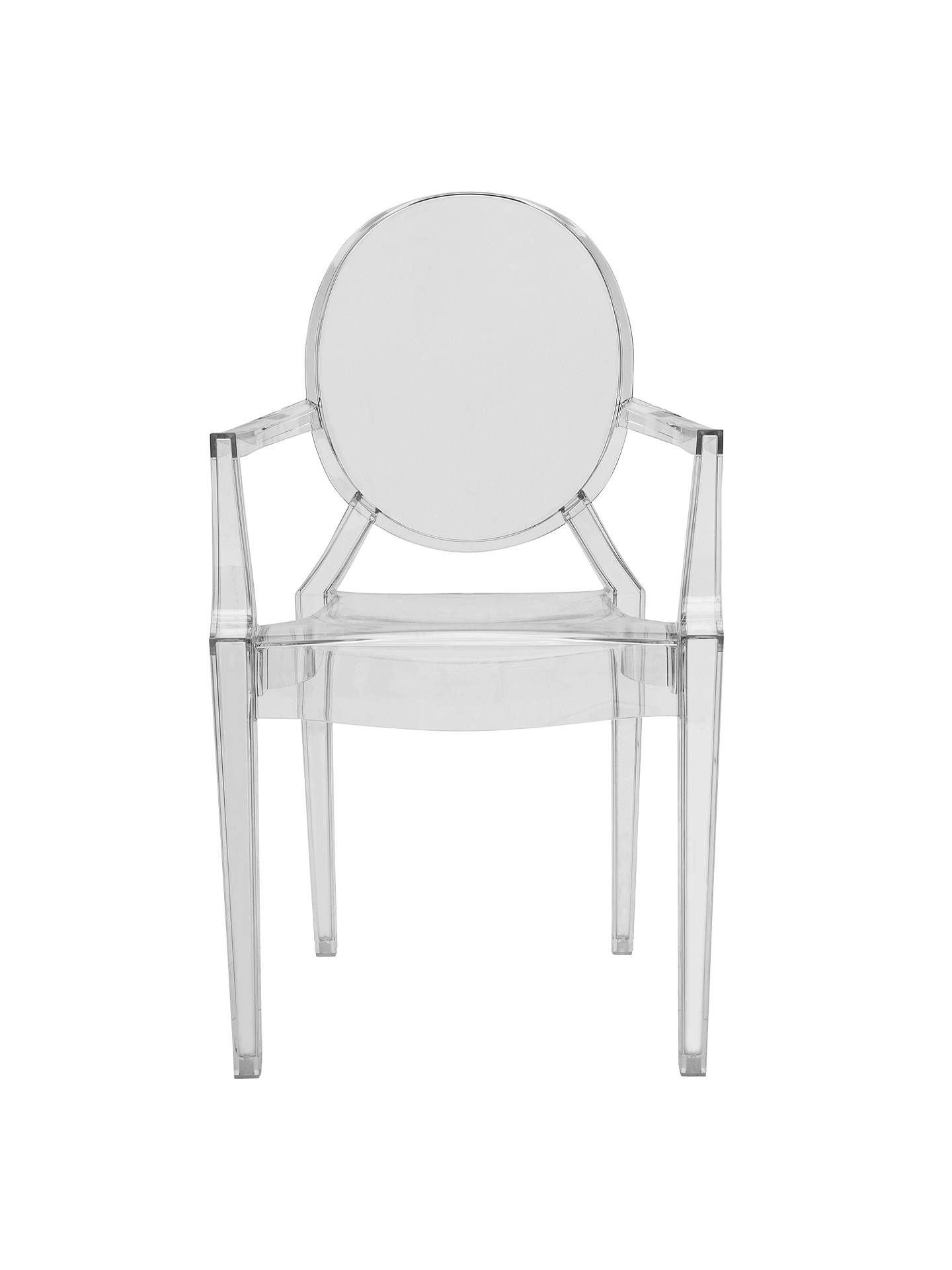 Philippe Starck Ghost Chair Philippe Starck For Kartell Louis Ghost Chair Crystal In 2019