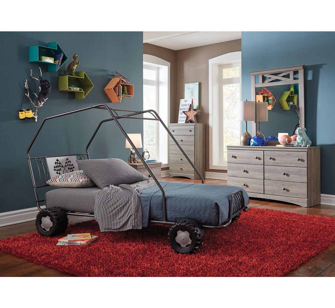 Fast Asleep Twin Atv Bedroom Group Badcock More Bedroom Group