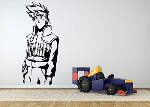 Wall Room Decor Art Vinyl Sticker Mural Decal Naruto Manga Cartoon