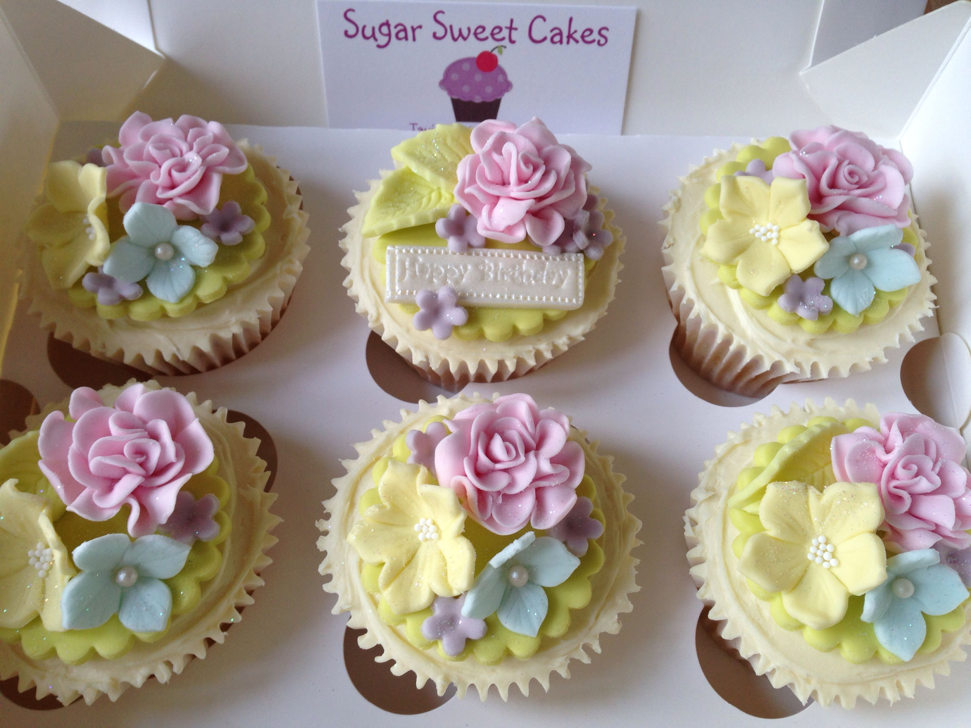 Sweet Cakes And Cupcakes