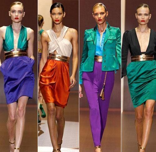 Chic-Fashion-Metalic-Snakeskin-Effect-Tassels-Obi-Waist-Belt-4-Colours-Belt-15