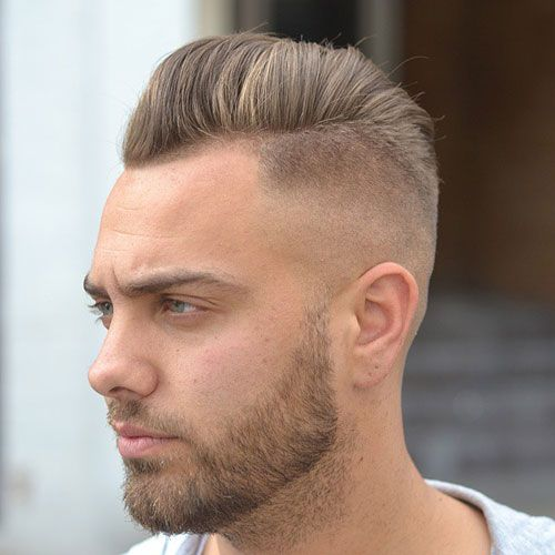 45 Cool Pompadour Haircuts Hairstyles For Men 2021 Guide Haircuts For Balding Men Mens Hairstyles Pompadour Pompadour Haircut