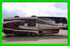 2013 Redwood 38BR 40' Fifth Wheel 3 Slide Outs Awnings ...
