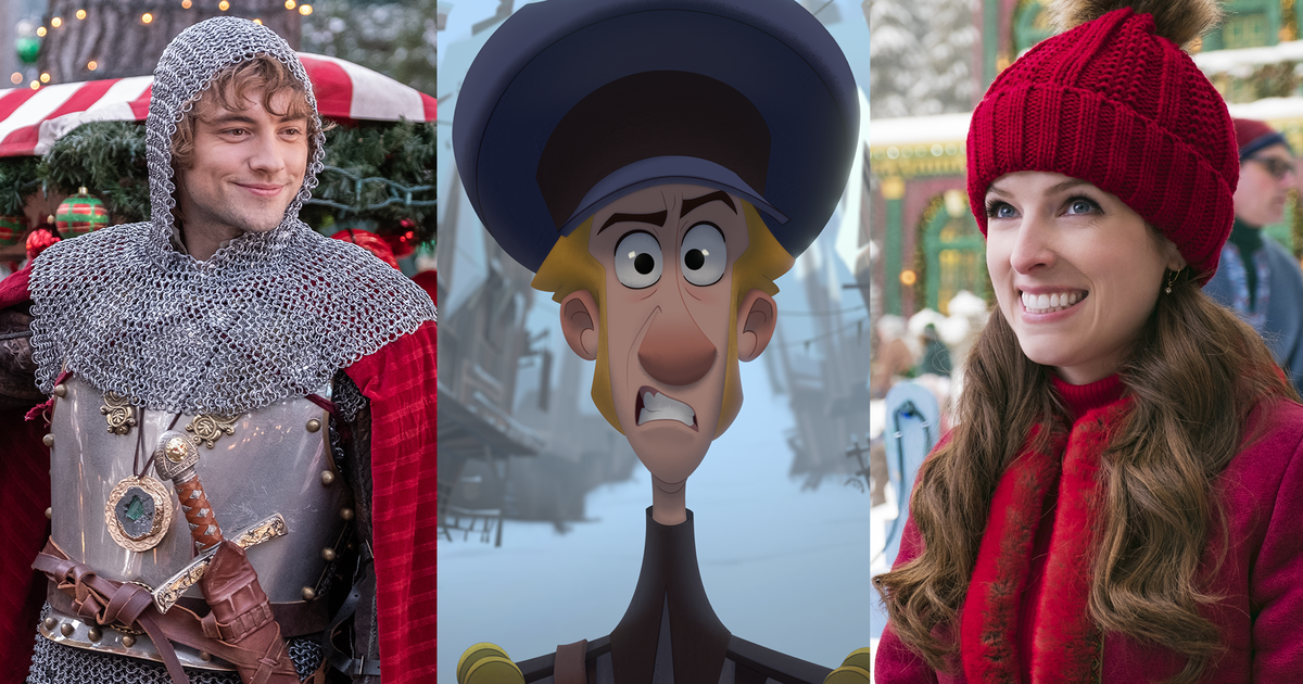 10 new Christmas TV movies from Netflix, Hulu and more
