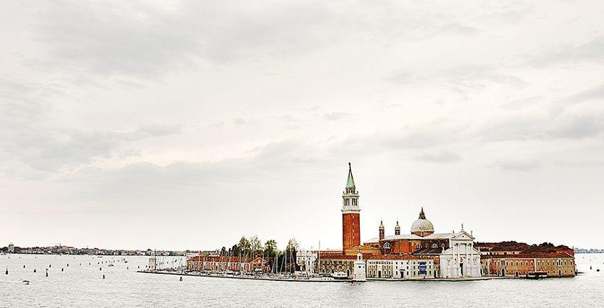 Photo San Giorgio Maggiore - Christine Ellger