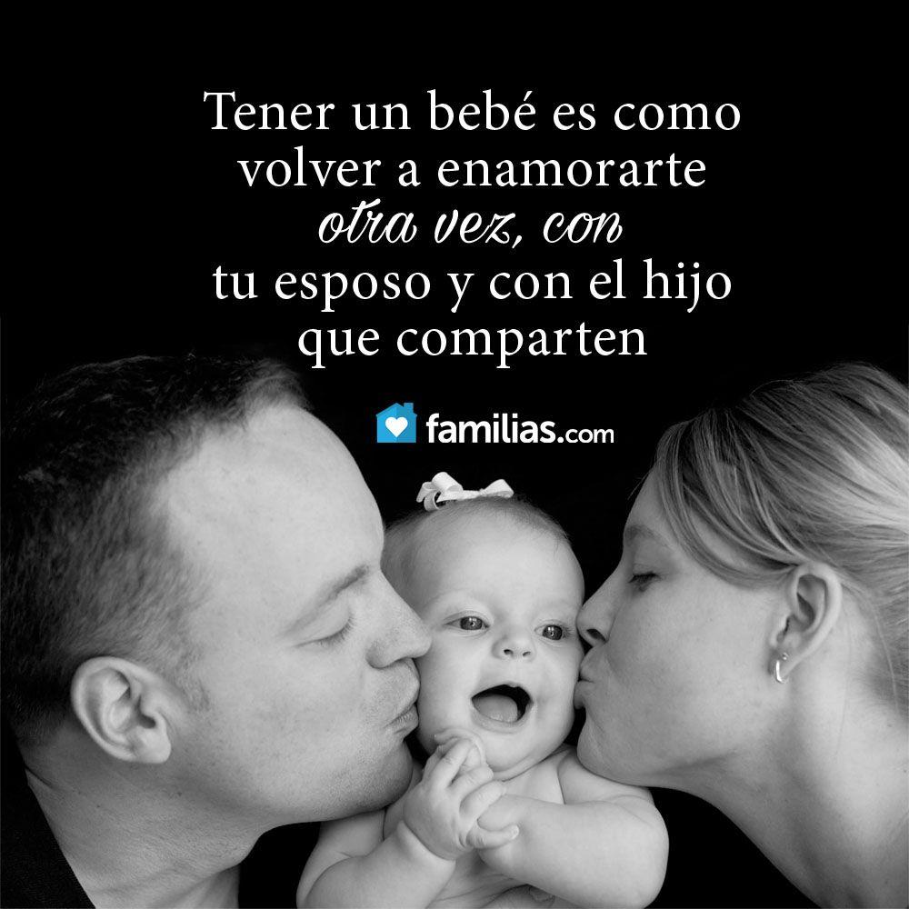 Frases Familia Amor Wwwfamiliascom Bienvenido Bebe
