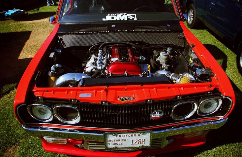CARTICULAR: Event: JCCS 2012, Part 7, Datsun 620, SR20 ...