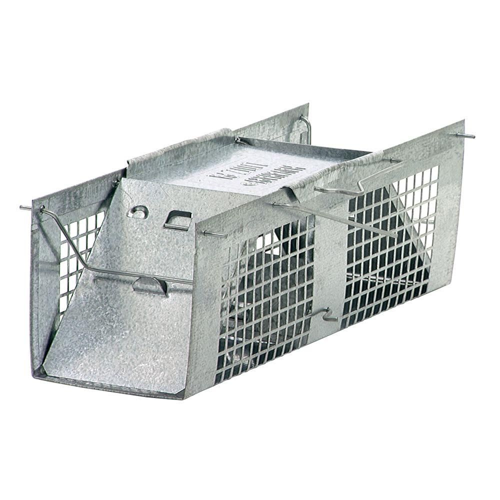 Havahart X Small 2 Door Professional Live Animal Cage Trap For