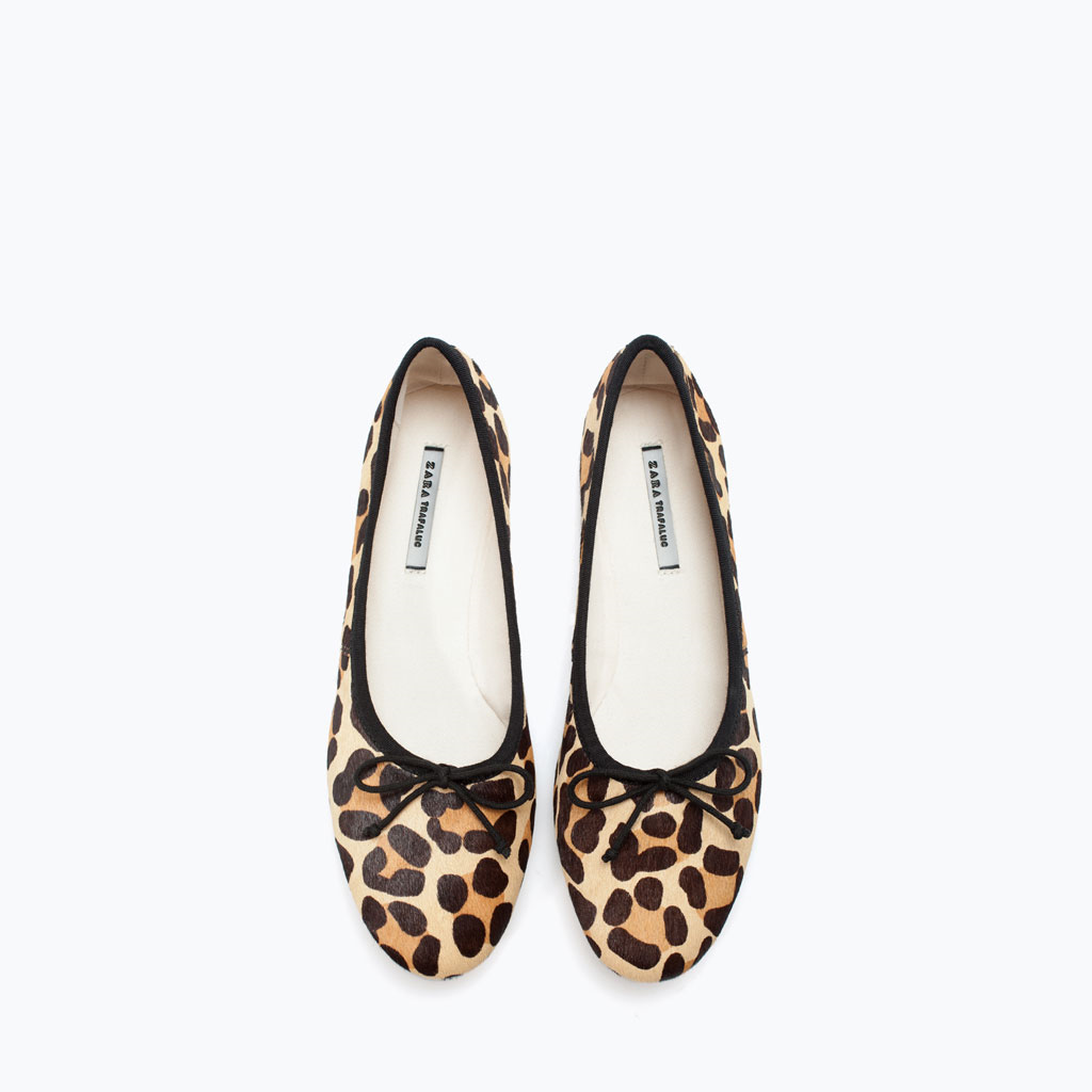 3fd38873ae6 The perfect combo of the original ballet pump form (far back top) and leopard  print! Amy Winehouse springs to mind  ) .