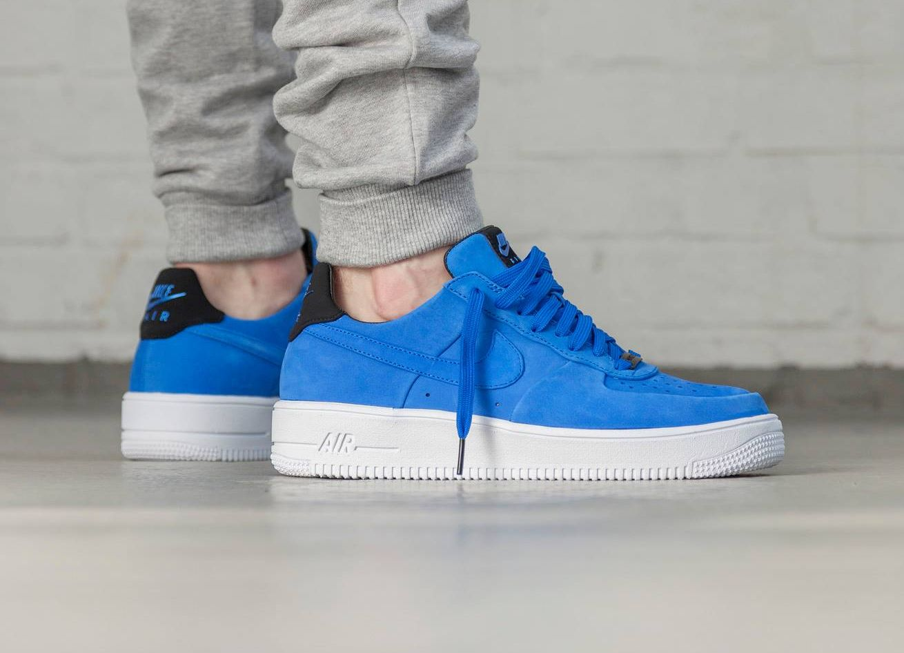 nike air force 1 ultraforce bleu